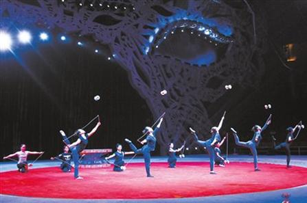 首届国际马戏节今晚长隆开幕——长隆横琴湾酒店,海洋